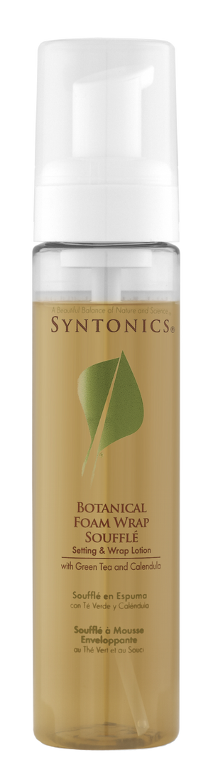 Syntonics Botanical Foam Wrap Souffle
