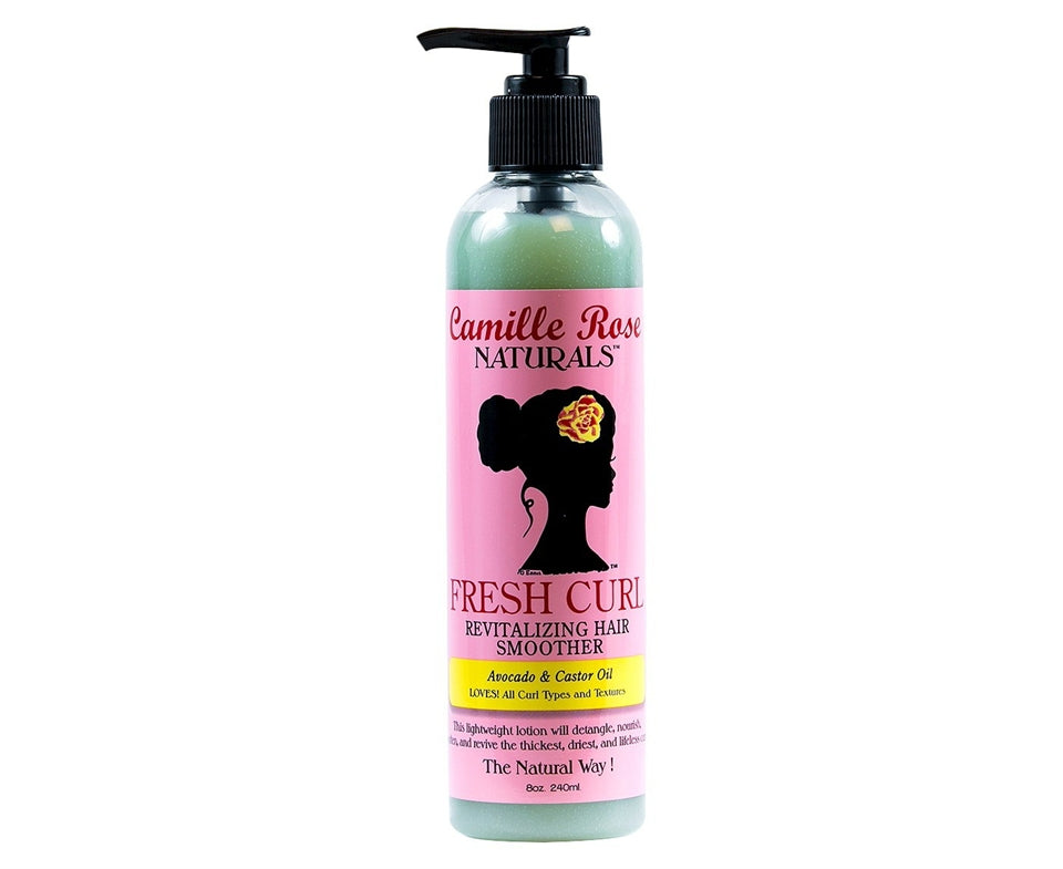 Camille Rose Fresh Curl Hair Smoother 8oz