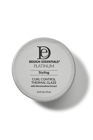 Design Essentials Platinum Curl Control Thermal Glaze 2.3oz