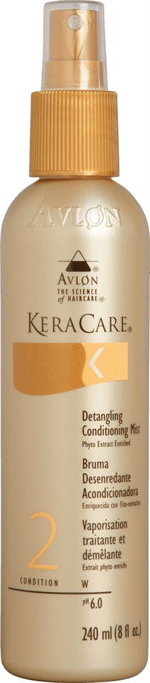 KeraCare Detangling Conditioning Mist 8oz
