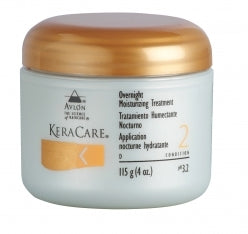 Keracare Overnight Moisturizing Treatment 4oz (115g)