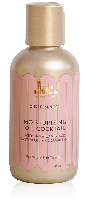 KC Curlessence Moisturizing Oil Cocktail 4oz