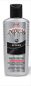 Kiss Express Semi Permanent Hair Colors 3.5oz