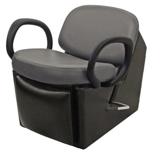 Collins 1650L Kiva Lever Kick-Out Shampoo Chair