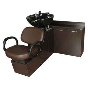 Collins Kiva Backwash Shampoo Shuttle Unit