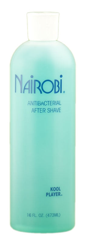 Nairobi Kool Player Antibacterial After Shave Green 16oz