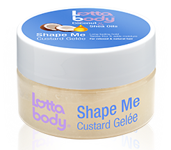 Lottabody Shape Me Custard Gelee 7oz