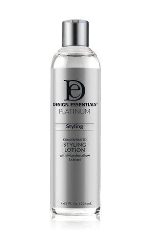 Design Essentials Platinum Concentrated Styling Lotion 7.65oz