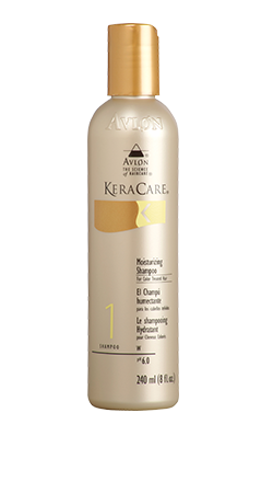 Keracare Moisturizing Shampoo for Color Treated Hair 8oz