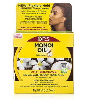 ORS Monoi Oil Edge Control Hair Gel 2.25oz