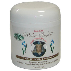 Mother Boykin's Special Double Strength 6oz