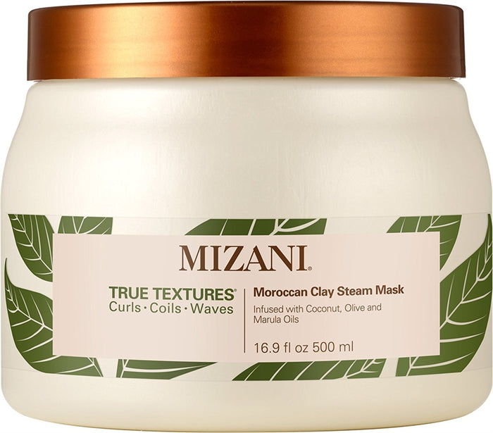 Mizani True Textures Moroccan Clay Steam Mask 16.9oz