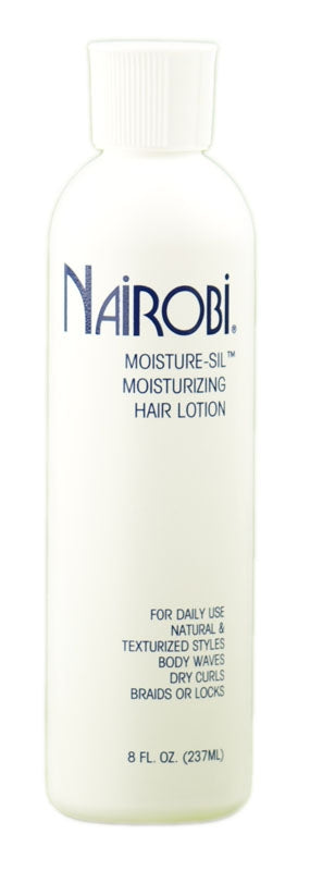 Nairobi Moisture-Sil Moisturizing Hair Lotion 8oz