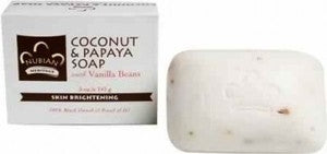 Nubian Coconut & Papaya Soap 5oz