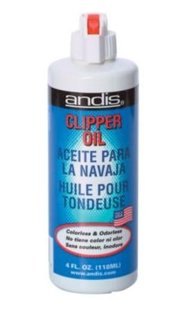 Andis Clipper Oil 4oz