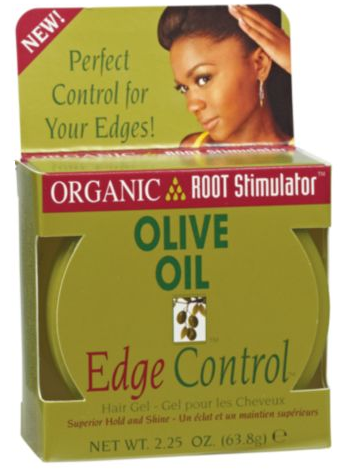 Organic Root Stimulator Olive Oil Edge Control 2.25oz