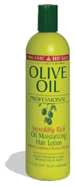 Organic Root Stimulator Olive Oil Hair Lotion 23oz