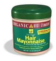 Organic Root Stimulator Hair Mayonnaise 16oz