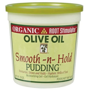 Organic Root Stimulator Olive Oil Smooth-n-Hold Pudding 13oz