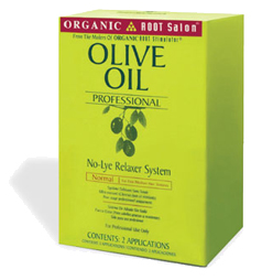 Organic Root Salon Olive Oil Relaxer System