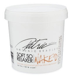 Naked Patric Bradley Soft So Relaxer 4lb