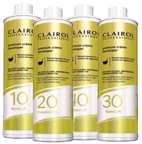 Clairol Premium Creme Permanente Developers 16oz
