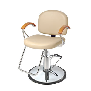 Pibbs 5906 Samantha Styling Chair