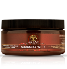 As I Am CocoShea Whip Cream 8oz