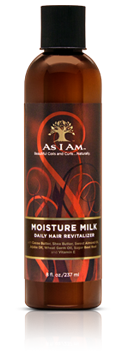 As I Am Moisture Milk Daily Hair Revitalizer 8oz