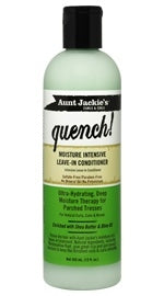 Aunt Jackie's Quench! Leave-In Conditioner 12oz