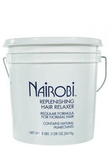 Nairobi Replenishing Hair Relaxer Regular
