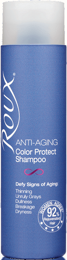 Roux Anti-Aging Color Protect Shampoo 10.1oz