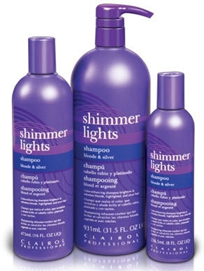 Shimmer Lights Shampoos and Conditioner