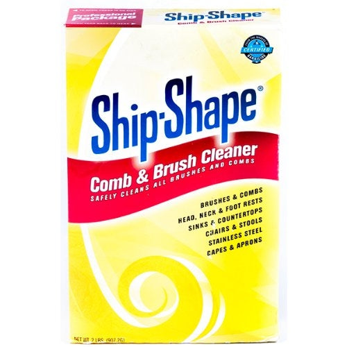 Ship Shape Comb & Brush Cleaner 2 lb