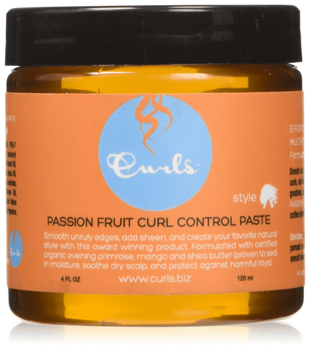 Curls Passion Curl Control Paste 4oz