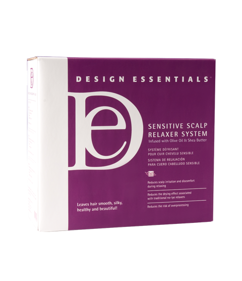 Design Essentials Sensitive Scalp Relaxer