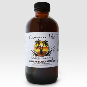 Sunny Isle Rosemary Jamican Black Castor Oil 8oz