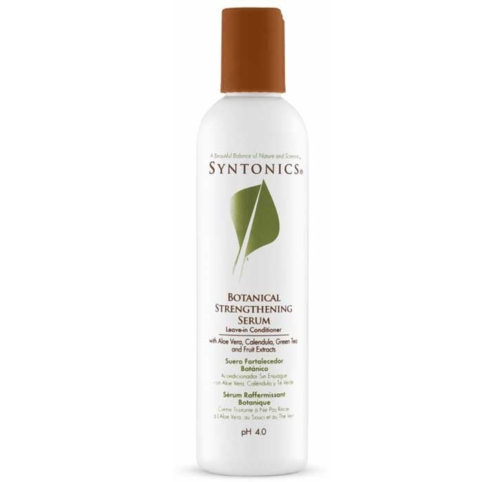 Syntonics  Botanical Strengthening Serum Leave-in Conditioner 8oz