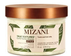 Mizani True Textures Twist & Coil Jelly 8oz