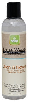 Taliah Waajid Clean & Natural Herbal Hair Wash 8oz