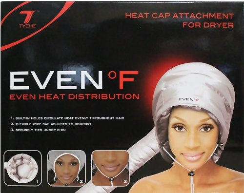 Tyche Even Heat Cap Attachment for Dryer
