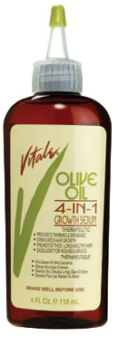 Vitale Olive Oil 4-in-1 Serum 4oz