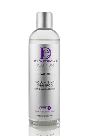 Design Essentials Platinum Volumizing Shampoo (Step 1) 12oz