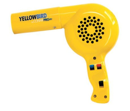Conair Pro Yellow Bird 1875 Watt Hair Dryer