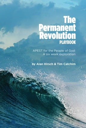 Permanent Revolution Playbook - APEST For the People of God | Alan Hirsch