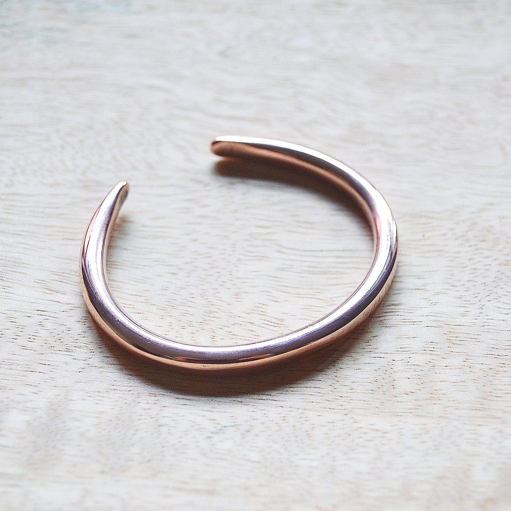 Copper Cuff Thick