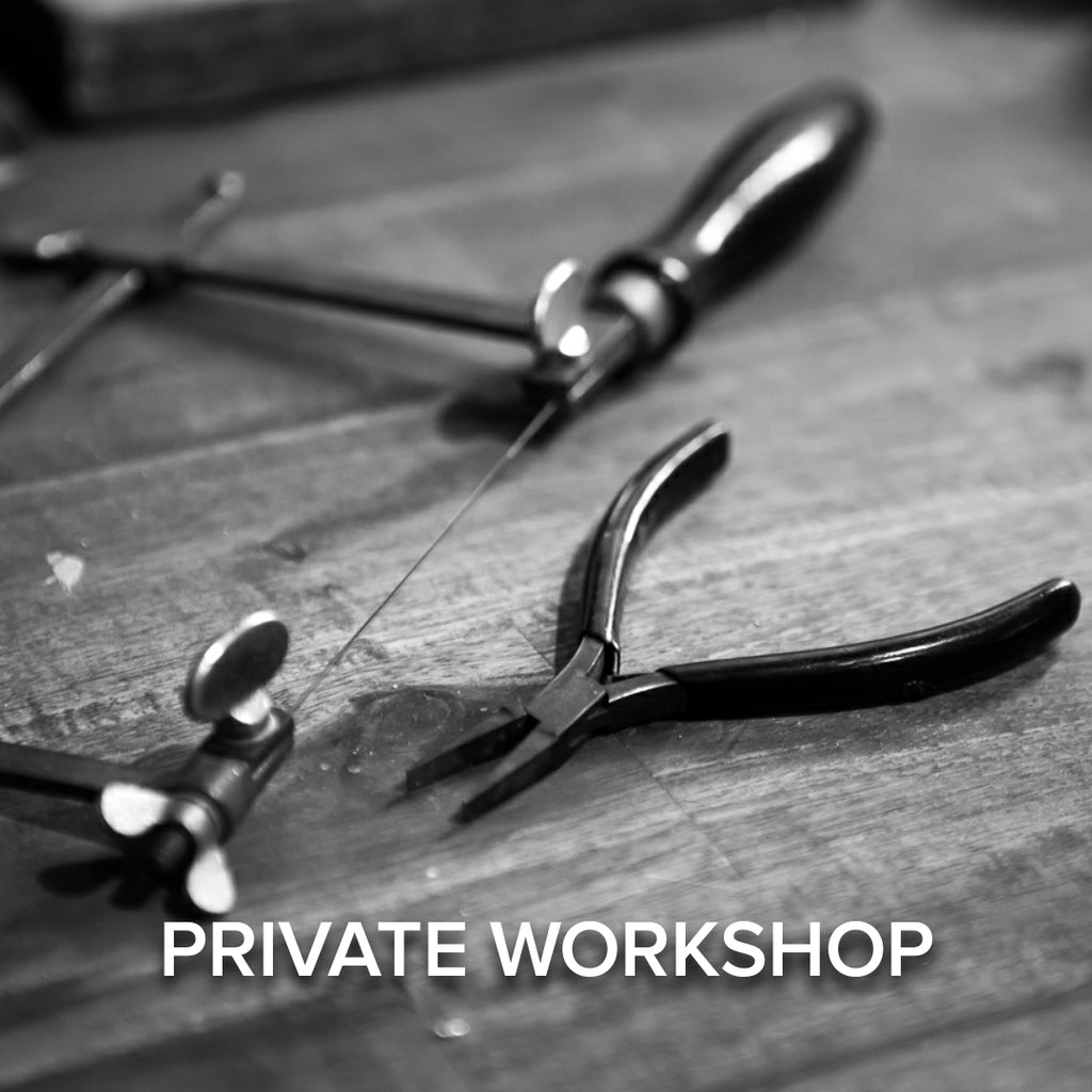 Private Workshop - Jen Richards