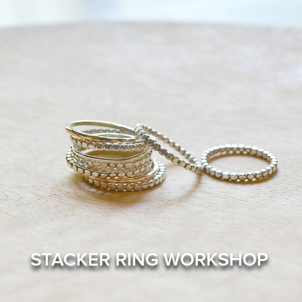 Stacker Ring Workshop
