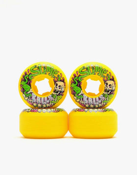 Santa Cruz Slime Balls Speed Balls Guts Wheels 53mm 99a