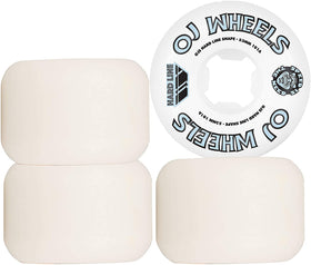 OJ Skateboard Wheels Team Line  Hardline Shape 53mm 101a